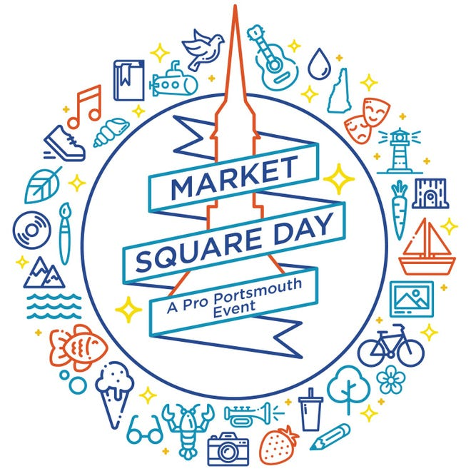 Pro Portsmouth is looking for a local artist to design this year's Market Square Day logo.