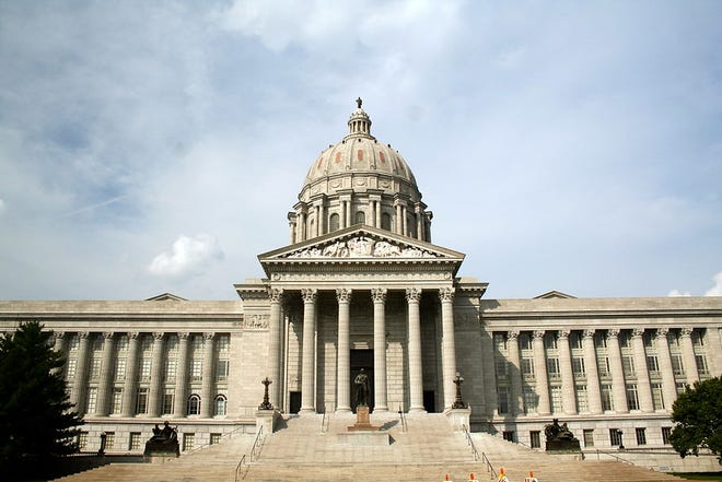 Missouri Capitol in Jefferson City (Creative Commons photo by Lee Harkness/Flikr).