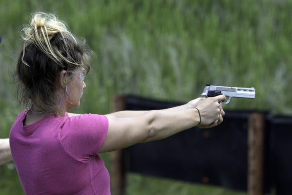Learn the basics of handling and shooting handguns safely with Missouri Department of Conservation's virtual Introduction to handguns class 6 p.m. to 7:30 p.m.  July 19. The course is free and open to ages 9 and up.