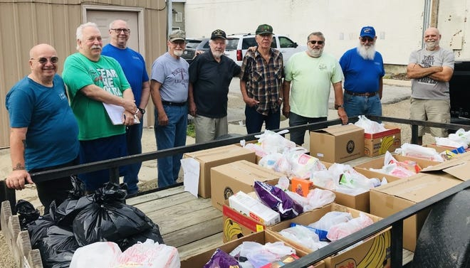 Homebound delivery is a volunteer program operating out of the St. James Caring Center and are made on a monthly cycle, during the work week between 10 a.m. to 2 p.m.