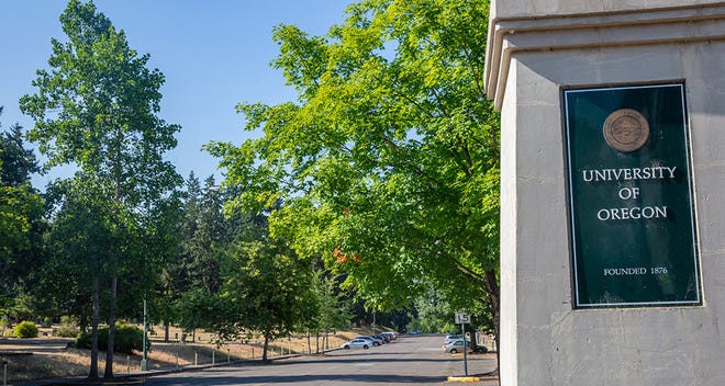 The University of Oregon is being sued for alleged breach of contract, among other claims, for charging full tuition while holding classes remotely.