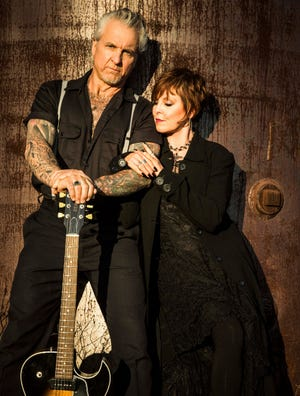 Pat Benatar and Neil Giraldo will be performing on Sept. 19 at the Canton Palace Theatre. Tickets go on sale at 10 a.m. Friday to the general public through Ticketmaster.