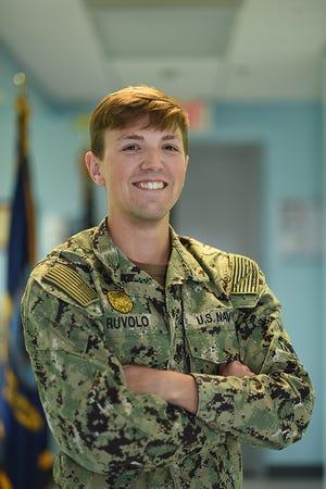 Petty Officer First Class Cody Ruvolo