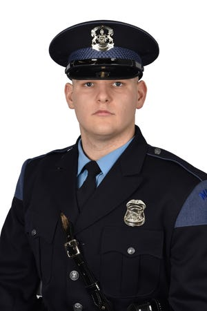 Michigan State Police MCO Jacob Lauer, assigned to the St. Ignace Post.