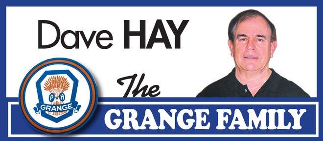 The Grange Family logo