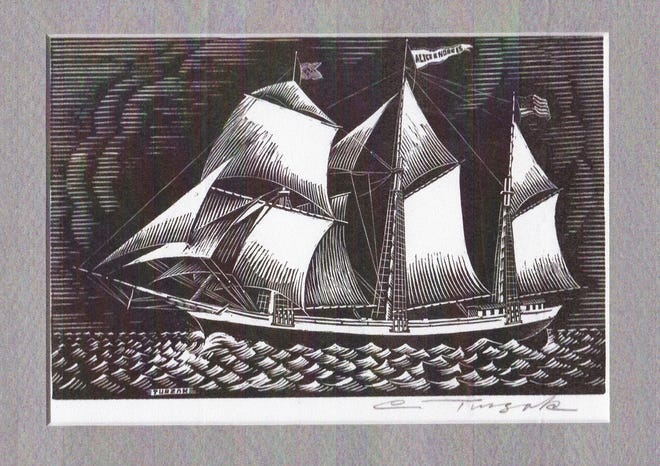An open-edition print by Charles Turzak.