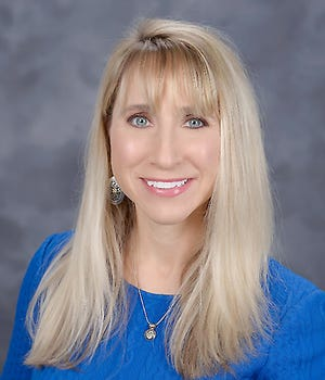Dr. Tera Simmons on July 8 was announced as the new executive vice president of Gadsden State Community College.