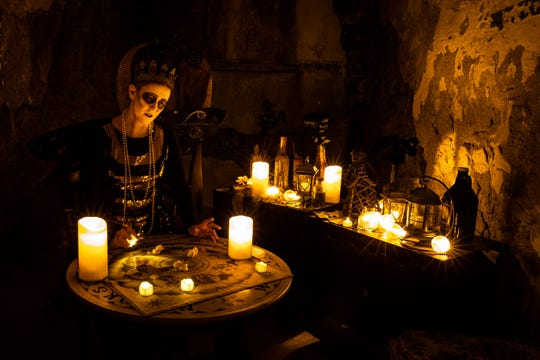 Halloween Nights at Eastern State Penitentiary in Philadelphia will run on select nights from Sept. 24 through Nov. 13.