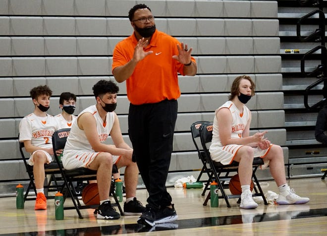 Tarence Mosley is the new boys basketball coach at Central Kitsap High School.