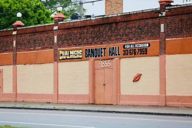 Chalmers Banquet Hall in Detroit on Tuesday, July 13, 2021.