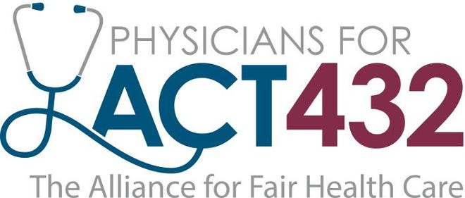 Physicians For 432 Logo