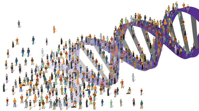 """Until recently, """"reading"""" a person's genetic code was time-consuming, expensive, and inaccurate. But that has all changed, thanks to huge advances in technology. Scientists have collected samples of genetic data from millions of people, vastly expanding our understanding of how genetics and social environments shape our lives."""