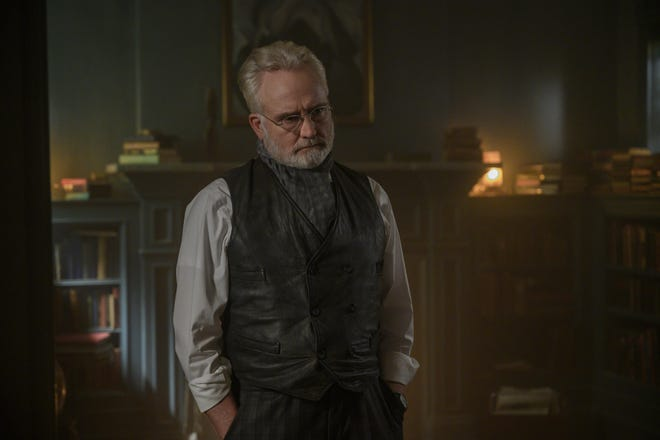 """Madison native Bradley Whitford plays Commander Lawrence on the Hulu drama series """"The Handmaid's Tale."""""""