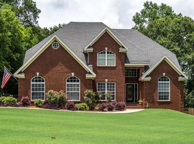 A beautiful Rich Field home for sale at 125 Harrison Hill Court is priced at $399,500.  The home includes five bedrooms and two and a half bathrooms. The house was built in 2003.