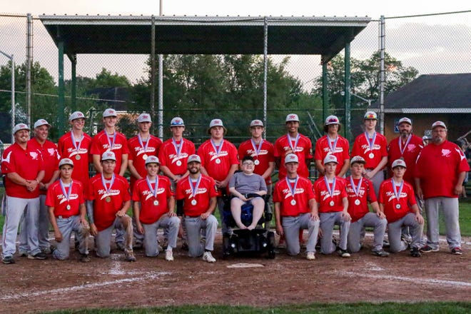 Myerstown is your 2021 Lebanon County American Legion champ after defeating Annville 6-5 for the title on Monday night.  The wins moves Myerstown into the Region 4 tournament which begins Friday in Mechanicsburg.