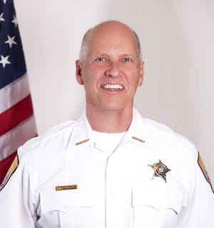 Sheriff Joe Harris has been serving for 21 years as the city sheriff. He had some parting advice for the prospective candidates about fostering relationships with the community.