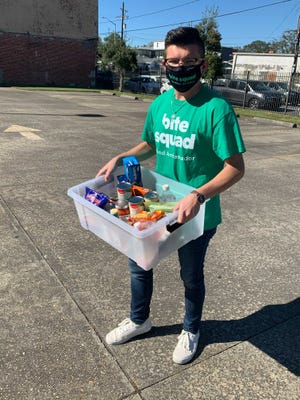 Bite Squad has partnered with several Tallahassee restaurants for a food drive