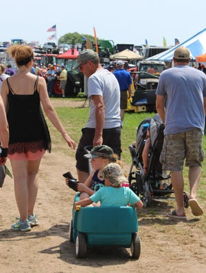 The planning committee for the 2021 Eau Claire County Farm Technology Days is eager to welcome visitors July 20-22 at Huntsinger Farms.