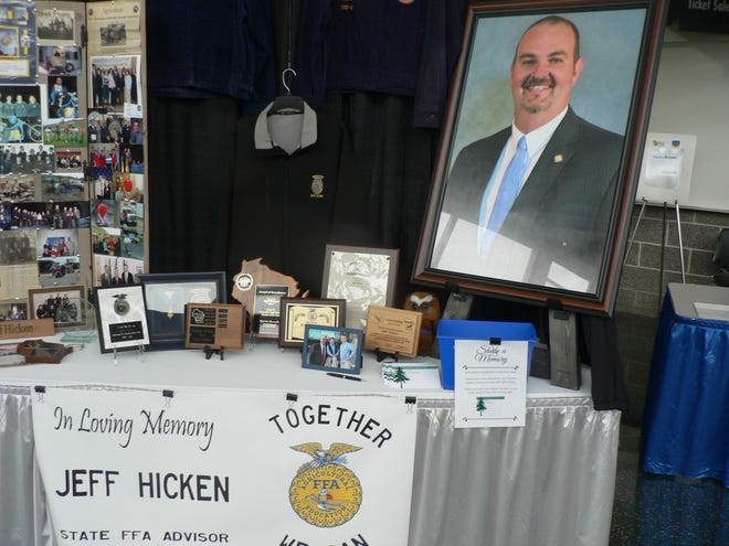 Just weeks after his passing, pledges from the FFA community poured in, fully endowing theJeff Hicken Memorial Fund at the $15,000 level. The fund is expected to continue to grow from future contributions.