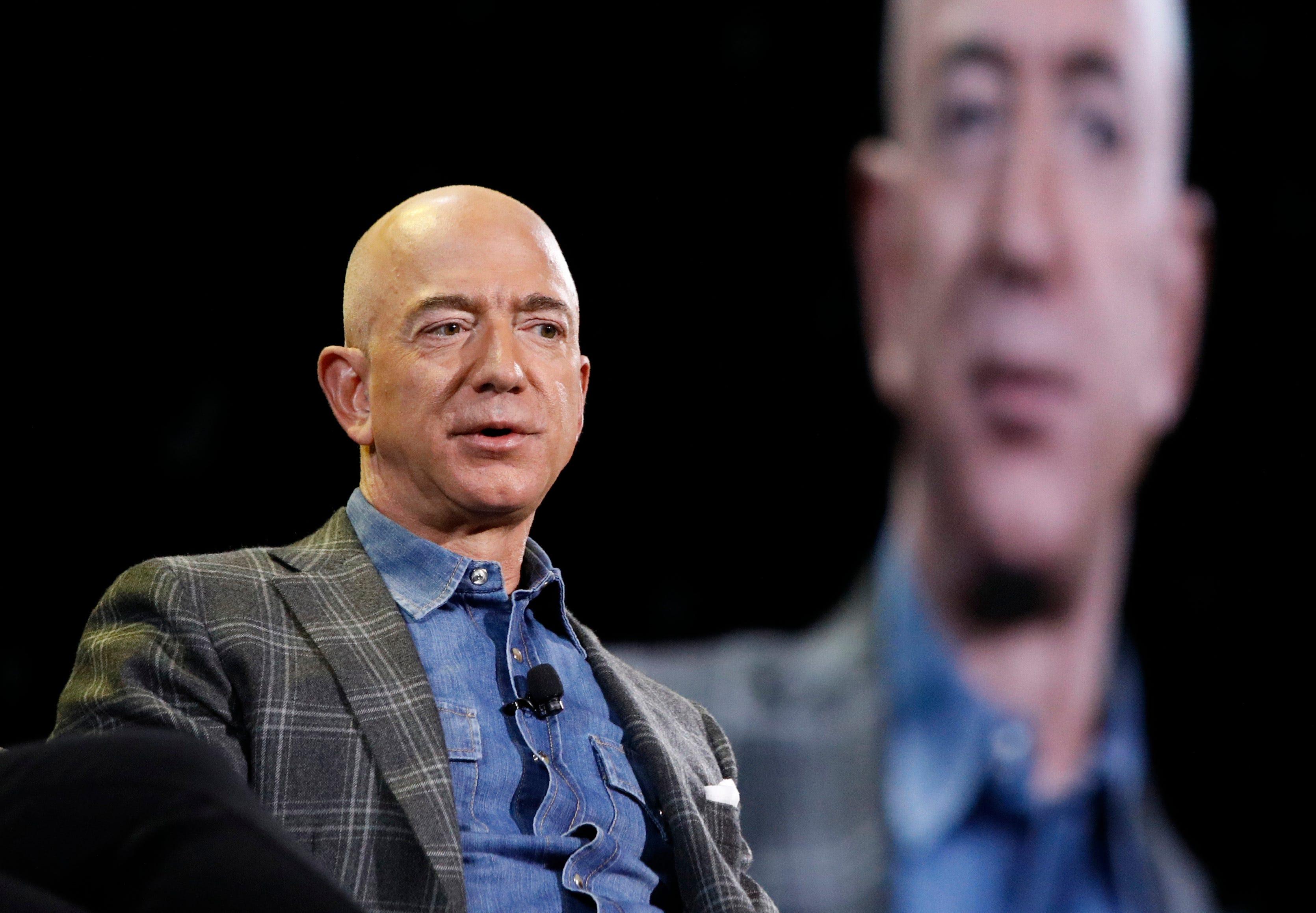 Jeff <b>Bezos</b>: Blue...