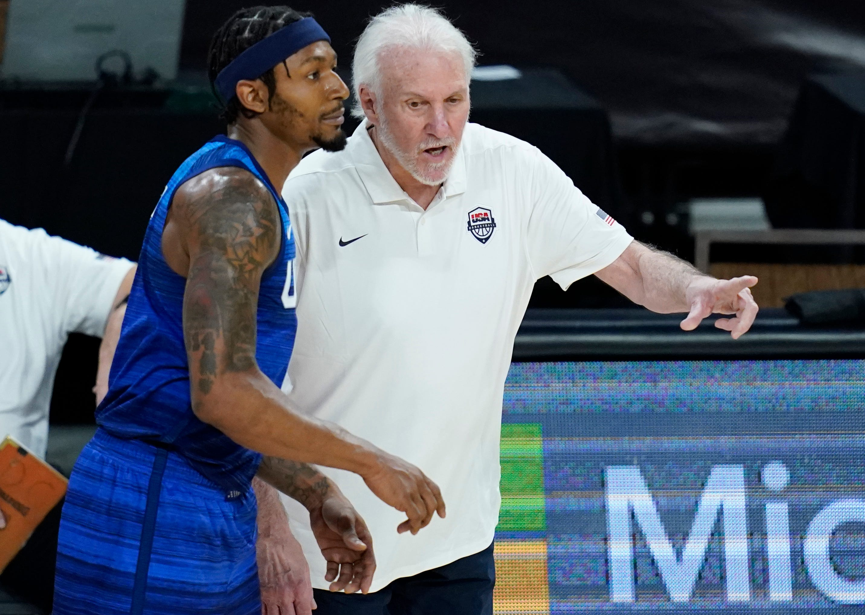 Opinion: US men s basketball team looking far from gold medal favorite in Olympic tune-up games