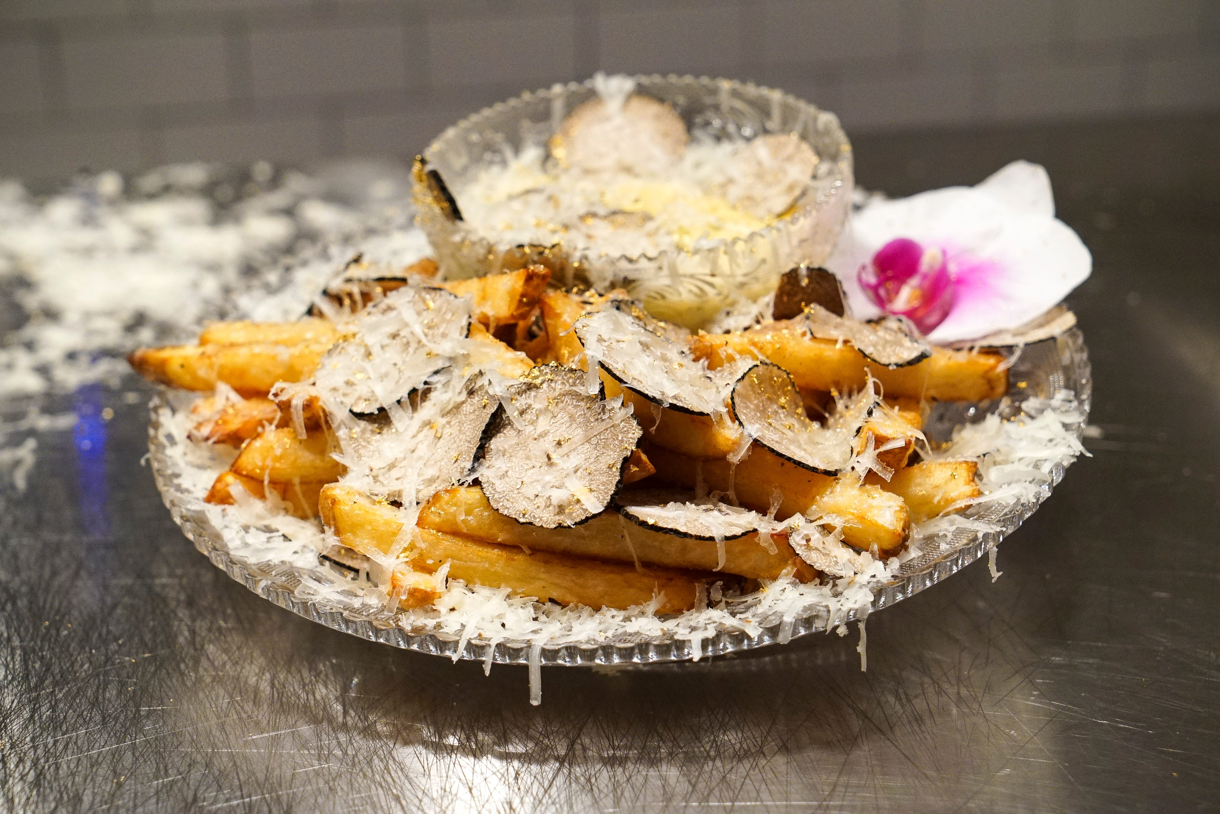 World's most expensive fries are at Serendipity3 in New York City