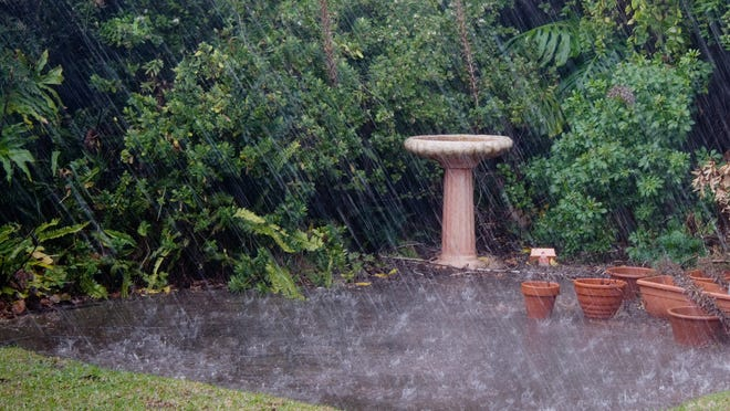 Protect your patio, pool and the rest of your backyard before a hurricane hits.