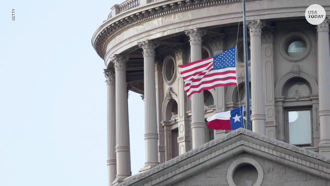 Texas Democrats left the state in a rebellion against GOP plans to pass sweeping changes to voting and elections.