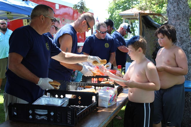 The Cheboygan Fire Department's annual free kids picnic will be hosted this year on July 18. The event will feature a lunch of hot dogs, chips and orange drink, as well as lots of fun for the kids and their families.