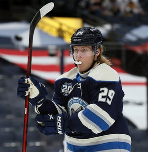 The Blue Jackets hope Patrik Laine returns to form with a new coaching staff.