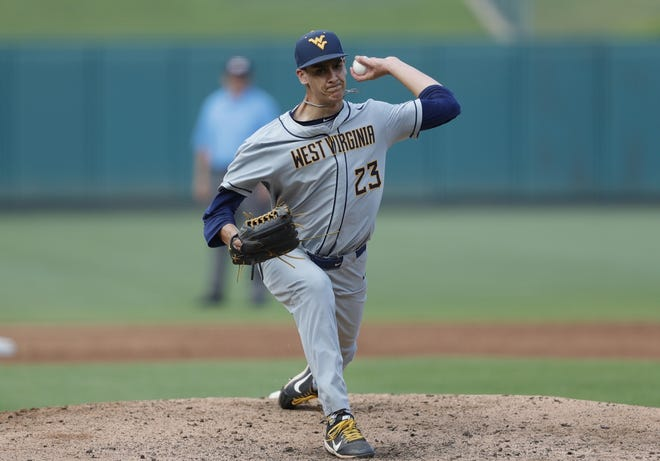 Jackson Wolf, a 2017 Gahanna Lincoln graduate, was selected by the San Diego Padres on July 12 in the fourth round of the MLB draft. Wolf was the 129th overall pick.