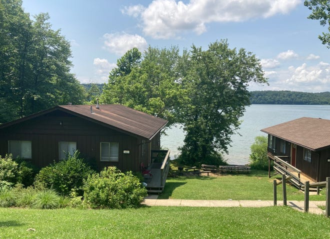 The State Controlling Board has released $1.1 million for structural improvements and associated work on 53 cabins at Salt Fork State Park.