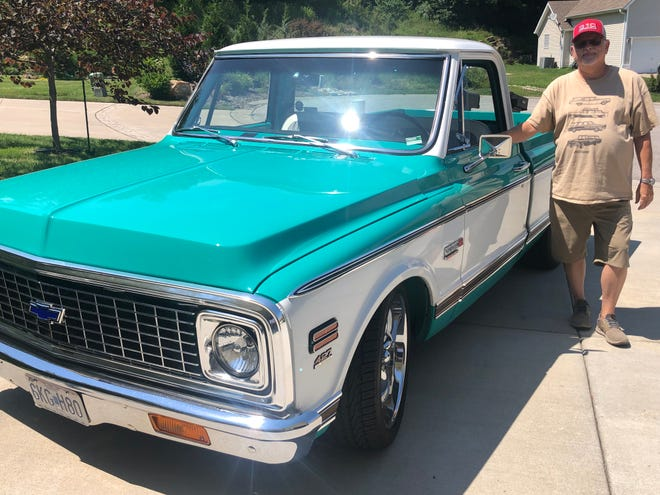 Brad Wise has organized a truck show this weekend at Cable Dahmer Arena.