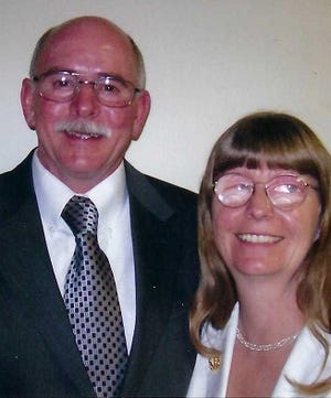 """William L. """"Bill"""" Jr. and Mary Ann Brown"""