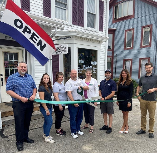 A Free Thinker's Corner recently joined the Greater Dover Chamber of Commerce.