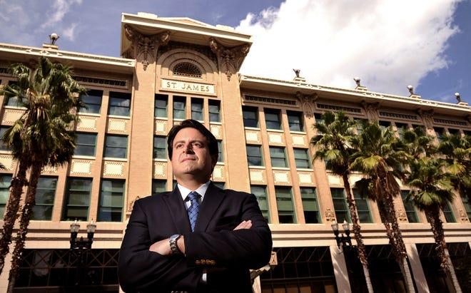 Jacksonville general counsel Jason Gabriel