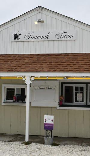 Simcock Farm in Swansea.