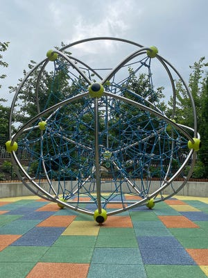 Martin's Park is located near the Boston Children's Museum in Seaport. This honors Martin Richard, youngest victim of the Boston Marathon bombings. Martin's Park is a unique outdoor play space created to support outdoor adventure and nature play.