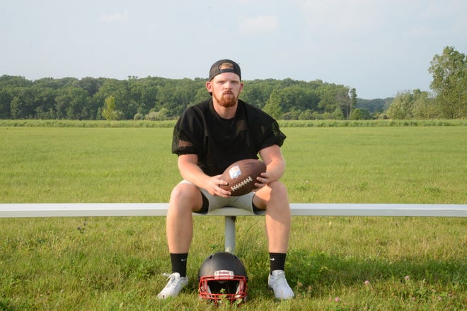 Jeff Copi's parents split up shortly after he was born. As a child be bounced around between his mother and father, grandparents and even family friends. He says the odds are that he would wind up in jail. Instead, he got his life in order. He now plays for the Southeast Michigan Red Storm and plans to open a new business in downtown Monroe in a few weeks.