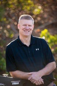 Mount Shasta Public Works Director Rod Bryan