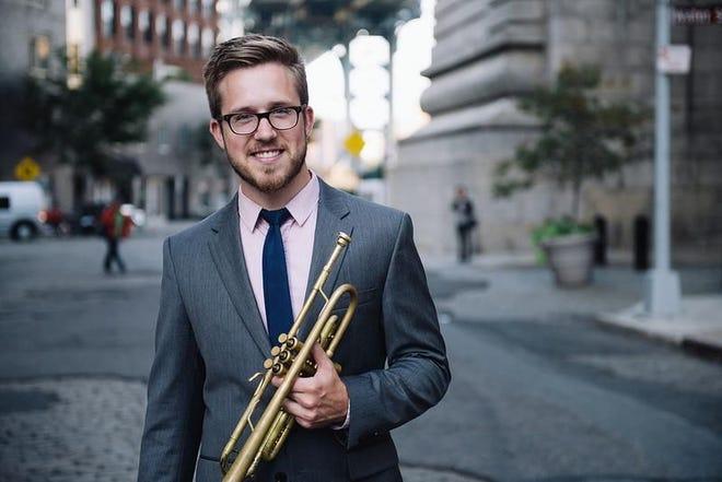 Canadian brass trumpet player BrandonRidenour.