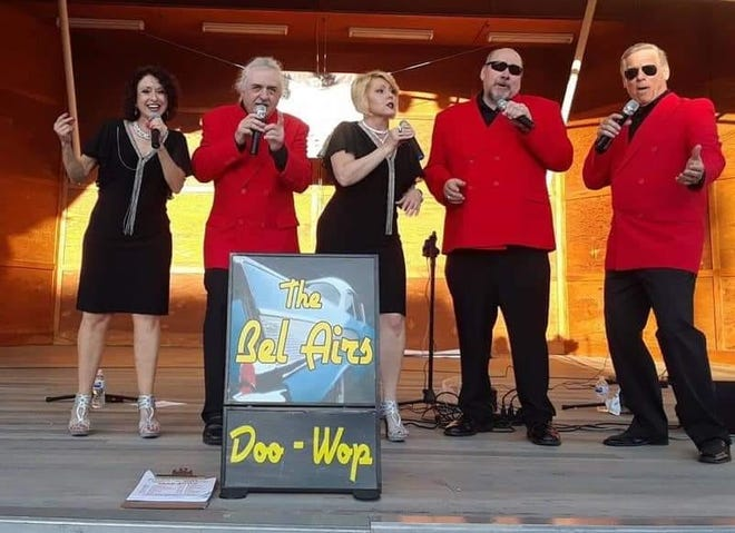The Bel Airs will perform in the Wells Harbor Summer Concert Series on Saturday, July 17.