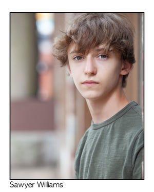 Actor Sawyer Williams