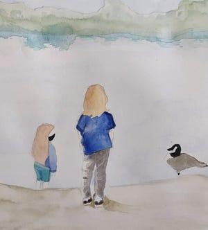 Art by Caroline Daruna.