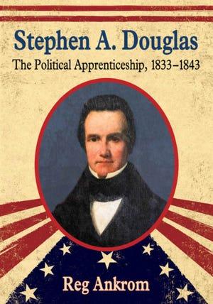 Stephen A. Douglas book cover