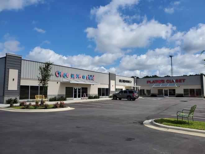 The new Whaley Center, 4544 Yadkin Road, Fayetteville.