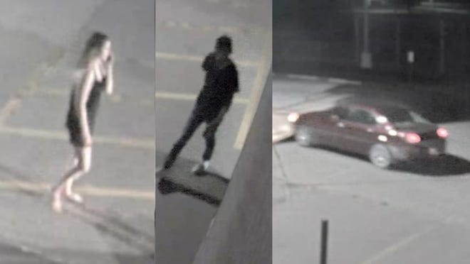 Augusta High School looking for individuals involved in a burglary at Augusta High School