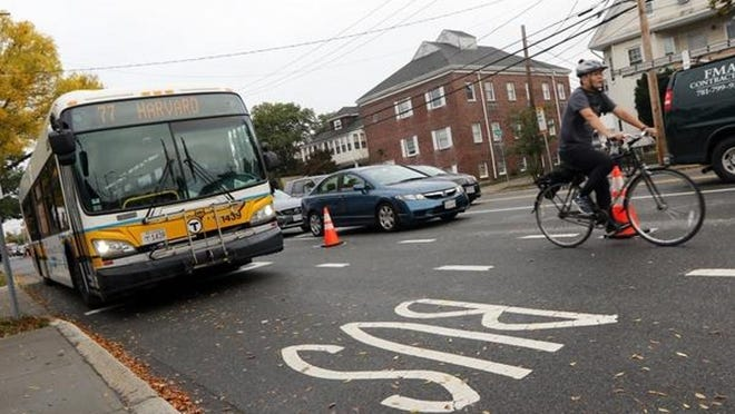 The MBTA is working on a complete overhaul of its transit system.