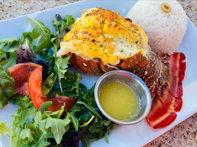 Lobster is new on the menu at Latin Flavor in Melbourne.