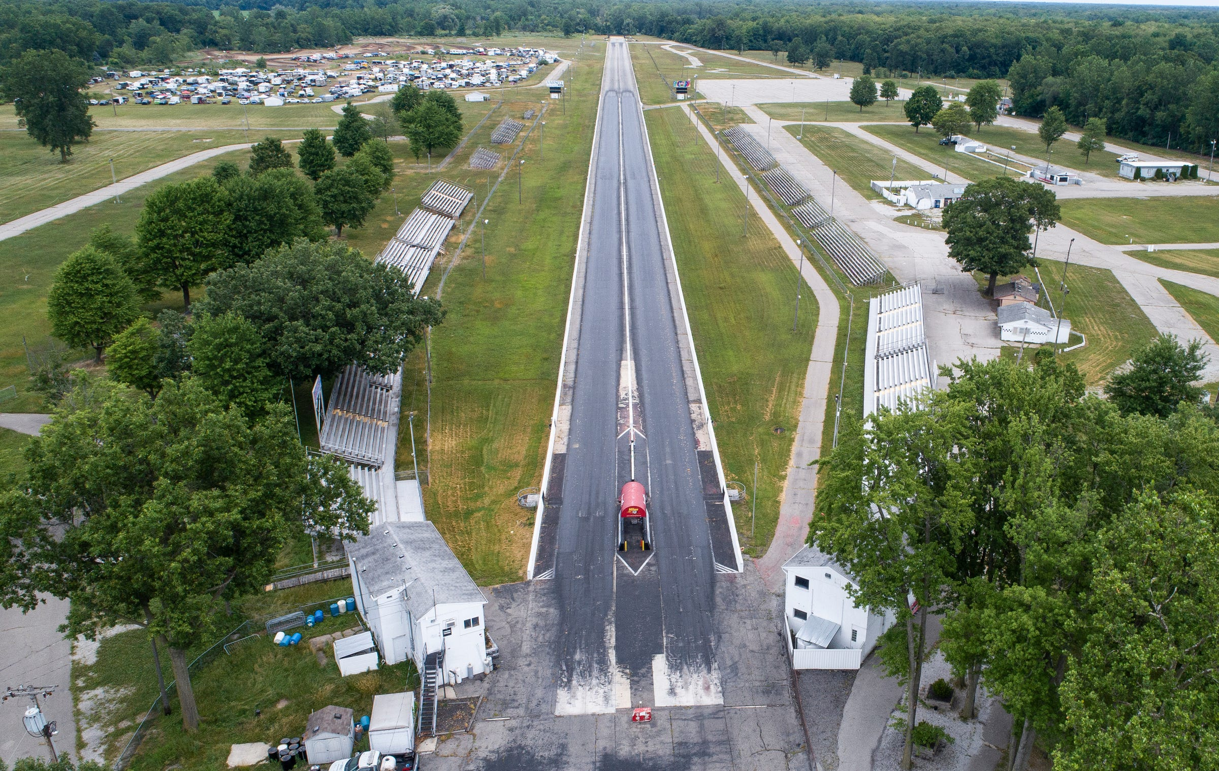 Milan Dragway close to $3-million sale: Who wants to buy it